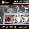 Separatore magnetico del Tantalite della cinghia trasversale asciutta ad alta intensità elaborare minerale