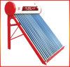 Nicht druckbelüfteter Vakuumgefäß-Solarwarmwasserbereiter