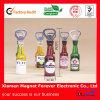 Alta calidad Promotional Acrylic Fridge Magnetic Bottle Opener para Gifts