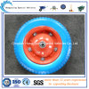Rad Barrow und Tool Cart Wheel 3.00-8 PU Solid Wheel