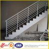 Inferriata interna della scala del ferro/inferriata della scala ferro saldato/corrimano della scala
