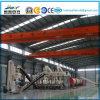 деревянная производственная линия стана лепешки биомассы опилк 1-15t/H