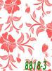 Flor roja HPL (8818-3)