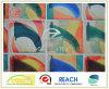 Micro stampa di stile di vista della fibra della saia, fabbricato di stampa dell'indumento (ZCGP052)