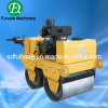 Maquinaria de construcción vibratoria del rodillo de camino de 2 toneladas mini (FYL-800C)