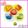 2013新しいおもちゃ、木の教育おもちゃのブロック(W14G001)