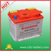 DIN60 asciugano la batteria caricata -12V60ah (56030) del dispositivo d'avviamento