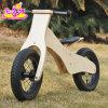 新しいモデルの子供のバランスのバイクW16c169のための木の子供のバランスの自転車