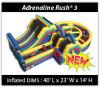 Brinquedos infláveis - arremetida 3 da adrenalina (ADS)