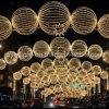 100 het Licht van het Koord van LEDs Christams voor het Decor van de Boog van het Huis