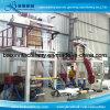 Principais giratórios plásticos do LDPE do HDPE morrem a máquina de sopro da película