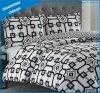 現代デザインMicrofiberの羽毛布団カバー寝具