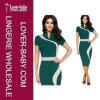 Платье партии офиса женщины (L36068-2)