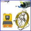 120mのファイバーガラスケーブルが付いている防水鍋の傾きの下水管の点検カメラシステムCr110-7ya