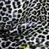 Couro dos calçados do plutônio da grão do leopardo da forma com garantia de qualidade
