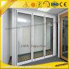 Puerta y ventana de aluminio de la alta calidad para los muebles de aluminio