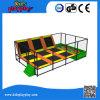 Parque interno do Trampoline de Kidsplayplay para a venda