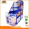 Machine à jetons de jeux de divertissement d'arcade de basket-ball de gosses électroniques pour des gosses