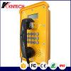 Telefono Emergency antipolvere impermeabile del telefono del petrolio e del gas di Kntech Knsp-16