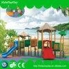 Apparatuur van de Speelplaats van het Vermaak van het Stuk speelgoed van het Spel van de Spelen van jonge geitjes de Openlucht