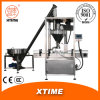 Máquina de rellenar del polvo del café