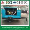 Compresor de aire portable diesel del tornillo del mecanismo impulsor 100psig de Kaishan LGCY-7.5/7 Yuchai