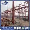 Estructura de acero/edificio de marco prefabricados galvanizados para el supermercado