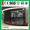 Schiebendes Glas-Tür-Balkon-schiebendes Glas-Aluminiumtür