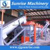 Plastica dello spreco di buona qualità di prezzi di fabbrica che ricicla macchina di granulazione di lavaggio