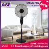 Ministandplatz-Ventilator der Haushaltsgerät-220V mit 3 als Schaufel (FS-40-039B)