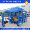 Hydraulische konkrete hohle Maschine des Ziegelstein-Qt4-18/des Blockes mit der hohen Kapazität