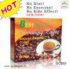 、脂肪質の非常に熱いコーヒー細くする及び減量のブラジルのコーヒー