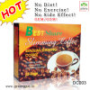Caffè brasiliano di perdita di peso & di dimagramento, caffè Burning grasso