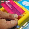 Único cartão de papel Ultralight do bilhete MIFARE C RFID da viagem