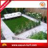 Estera plástica de la hierba de las esteras sintetizadas baratas de la hierba