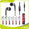 Modo materiale dell'ABS dell'OEM in trasduttore auricolare di musica dell'orecchio con il microfono