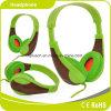 2017 nieuwe Design Super Bas Stereo Groene  Hoofdtelefoon