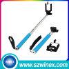Plegable con LED Light Bluetooth Selfie Palillo, Bluetooth Selfie Palillo, Selfie Stickbluetooth