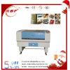 Автомат для резки лазера СО2 выдвиженческих высокоскоростных одежд деревянный