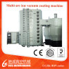 Лакировочная машина вакуума размера PVD нержавеющей стали большая для покрашенного листа нержавеющей стали
