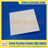 Laser che traccia sul substrato di ceramica dell'allumina
