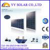 poly panneau solaire 100With150W coloré pour les appareils électriques de ménage