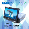Reprodutores de DVD Multifunction do carro da polegada da alta qualidade de Suoer 7 com o jogador da tevê do monitor DVD (TL)