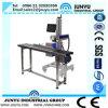 Laser de la fibra que hace la impresora de chorro de tinta de la máquina