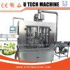 Máquina de rellenar de alta velocidad automática del aceite de mesa