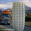 445/65r22.5 pneu résistant radial de camion du pneu TBR