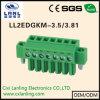 Pluggable разъем терминальных блоков Ll2edgkm-3.5/3.81
