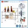 특허가 주어진 크롬 부엌 선반 선반 공장 공급 (CJ-C1146SP)