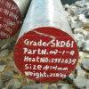 Het heet Staal van de Matrijs van het Werk/Hulpmiddel Steel/Mold Steel/SKD61