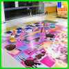 Die Cut auto-adhésif Floor Stickers pour Advertizing